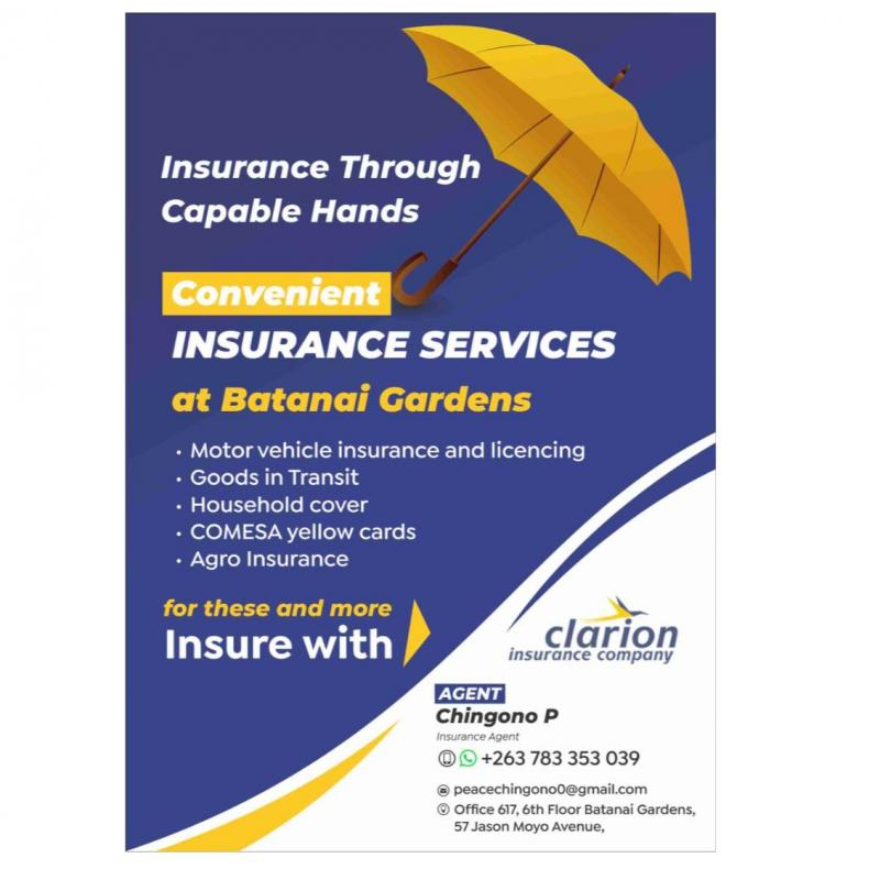 Clarion Insurance Agent