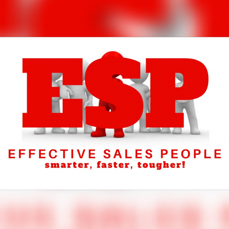 Effective Sales People Training