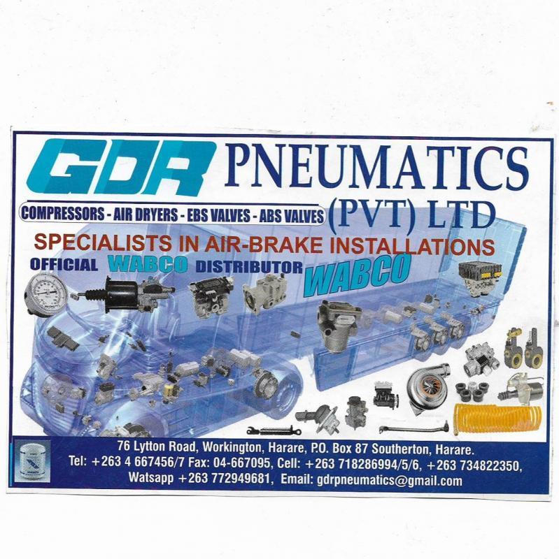 GDR Pneumatics ( Pvt) Ltd