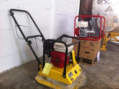 Honda/ Briggs & Stratton Plate Compactors/ Rollers