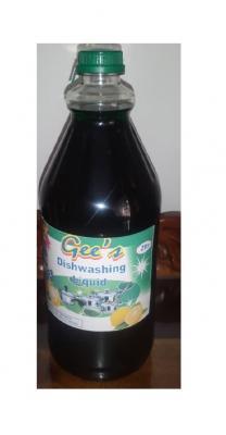 2 Litre Gee's Dishwashing Liquid