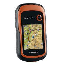 Garmin eTrex GPS Receivers