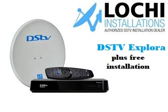 DSTV Explora Fix and Supply