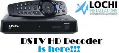 DSTV HD Decoder 5s For Sale