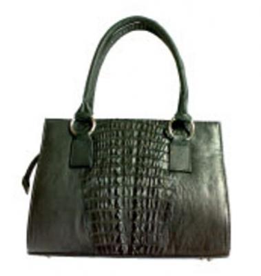 Crocodile / Sheep Leather Handbags