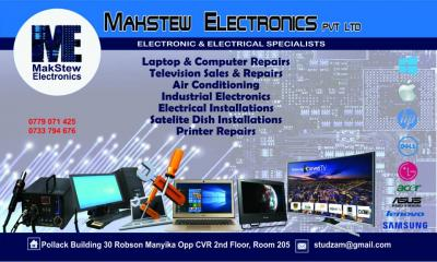 Television sales and repairs