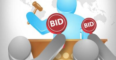 Bid management services