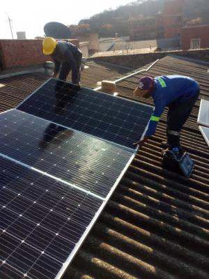 3KVa Complete solar package