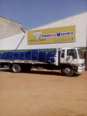 15 tonne Truck for hire