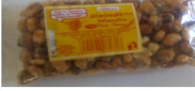 Mhandire mix (chilli flavour)
