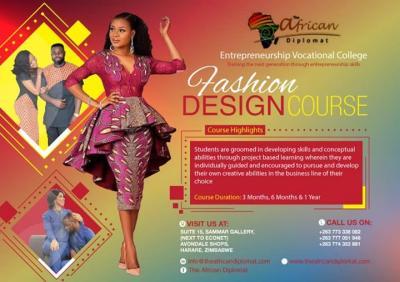 Fashion & design classes