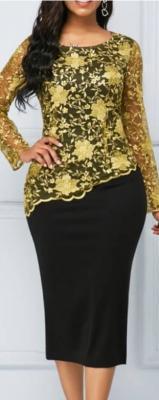 African attire jumpsuit
