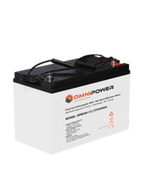 Omnipower Gel Battery