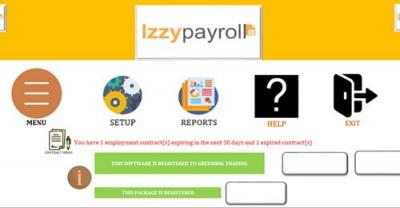 Izzy Payroll