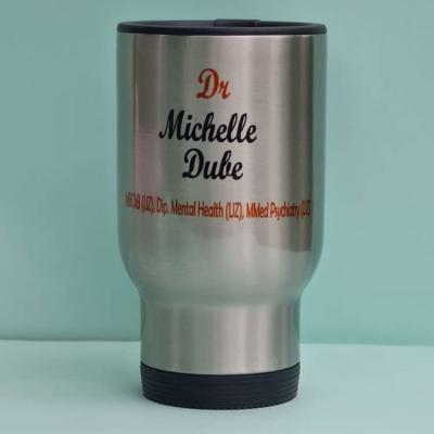 Branded Travel Mug