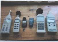Noise Level Meters and Noise Dosimeters