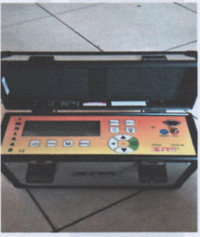 IMR Gas Analyser