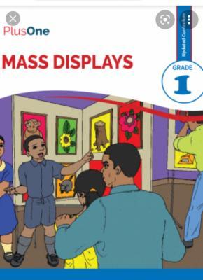 Mass Display Grade 1 (TG)