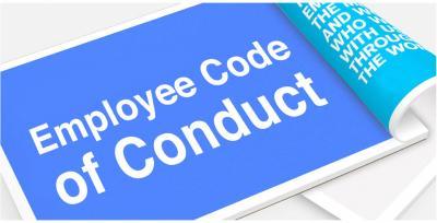 Employement code of conduct