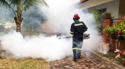 Low density residential fumigation service