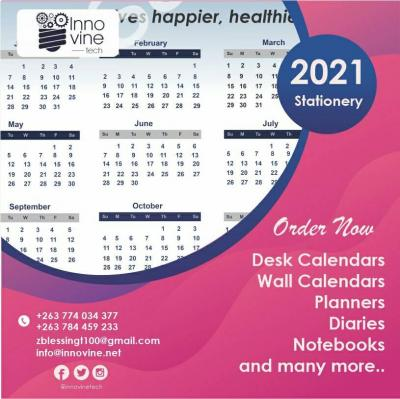 A2 Calendars