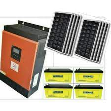 3.5 KVA Solar Backup Power Package