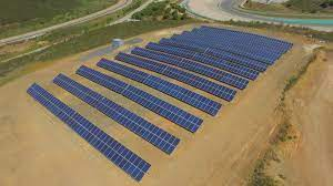 Industrial Solar System