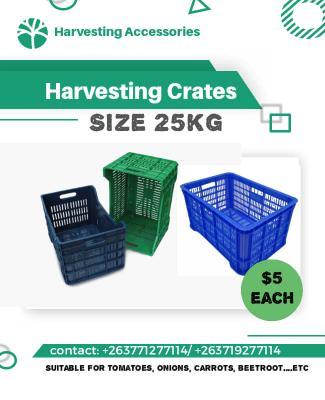 Harvesting Crates